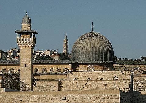 Mosquee al aqsa quds